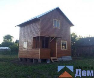 Дом 50м с террасой